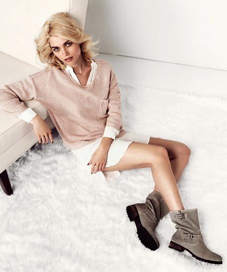 H&M Shoes - Stylowe Botki (FOTO)