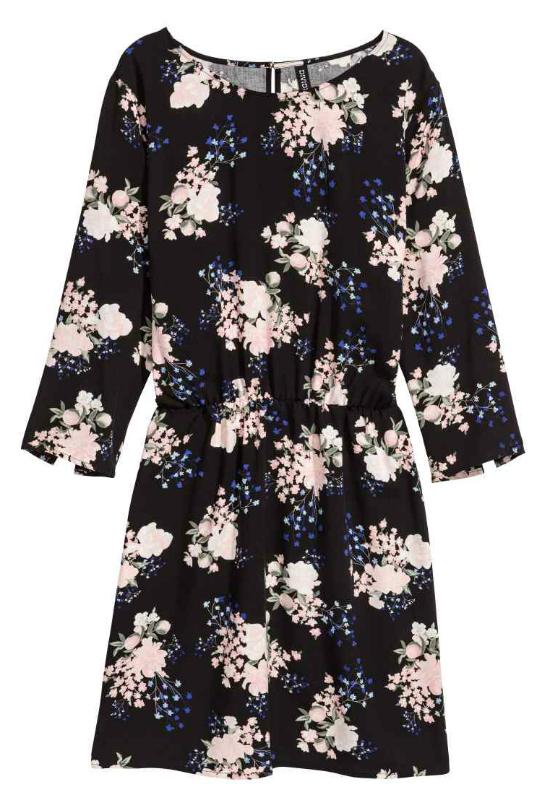 Trend warty wypróbowania! Najmodniejsze kwieciste sukienki na jesień