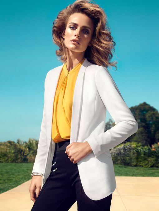 H&M - najważniejsze trendy na wiosnę (FOTO)