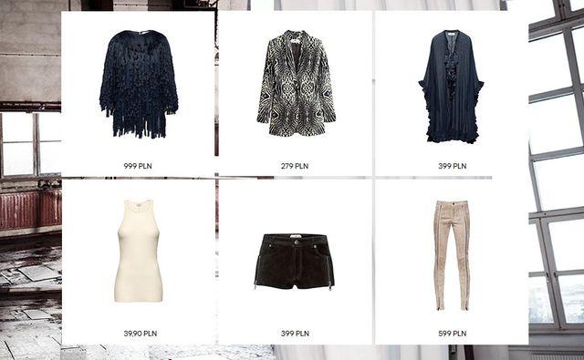 Nowości H&M - Kolekcja wiosenna (FOTO)