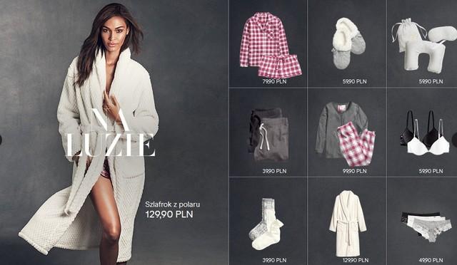 H&M: Świąteczne propozycje dla niej (FOTO)