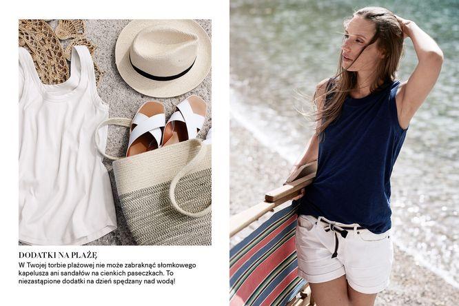 H&M Nad Morzem - Kolekcja na lato w marynarskim stylu