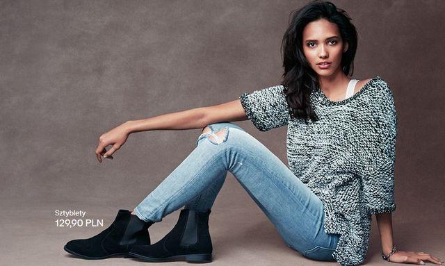 Nowy sezon w H&M - Buty na jesień (FOTO)