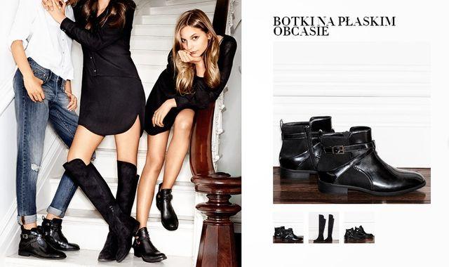 Nowa kolekcja butów H&M - Absolutne Zauroczenie! (FOTO)