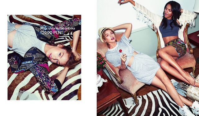 H&M Divided - Best Friends Forever (FOTO)