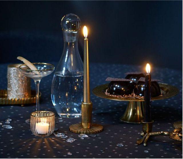 H&M Home Noc Pełna Blasku - Świąteczny klimat w propozycjach wystroju wnętrz