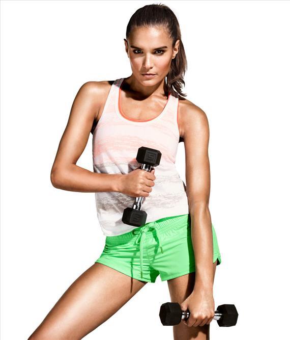 H&M kolekcja sportowa wiosna 2013