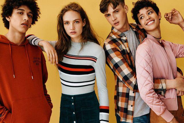 H&M Reunited in Style - Młodzieżowa kolekcja w stylu lat 70. i 90.