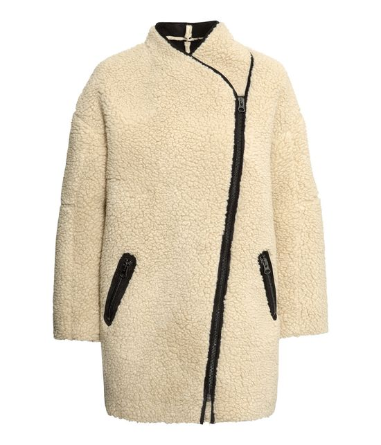 Przegląd płaszczy H&M jesień 2013