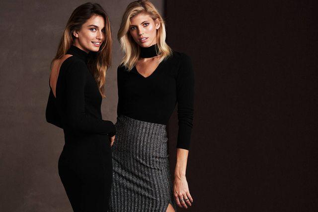 H&M Luksusowe kontrasty - Modne zestawienia na jesień 2016