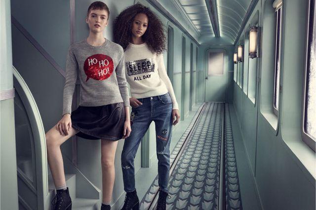 H&M Divided Lśnij i Olśniewiaj - Nowa młodzeżowa kolekcja z odrobuną połysku
