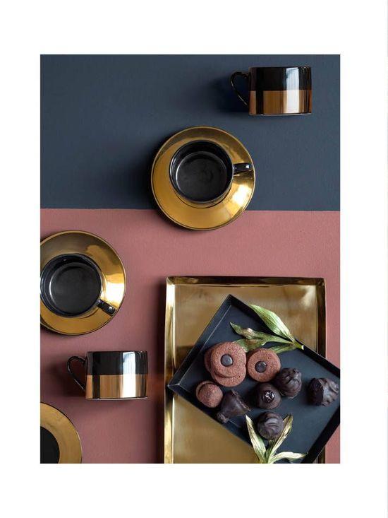 H&M Home Luksusowy Modernizm - Odrobina inspiracji na jesień 2016