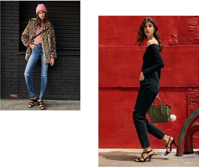 H&M Kochamy Denim - Jeans i casualowe akcenty na jesień 2017