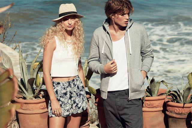 H&M Divided na Lato - Młodzieżowa kolekcja na lato 2016