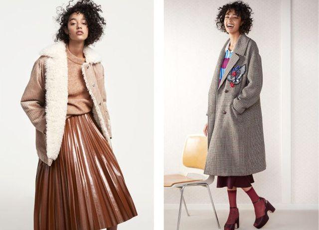 H&M Prosto z Paryża - Franciski szyk w kobiecym wydaniu na jesień 2017