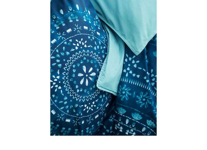 H&M Home Bezkresny Błękit - Wakacyjny lookbook z błękitem w tle