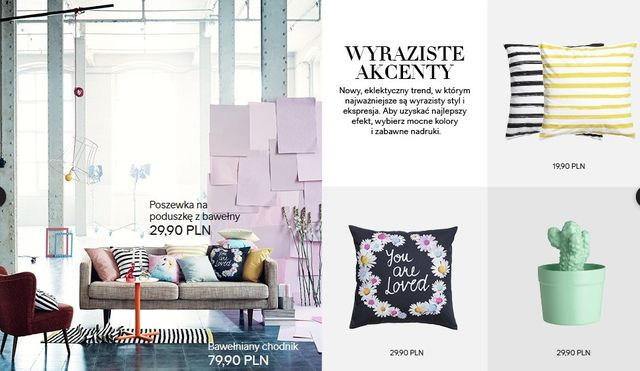 H&M Home - Nowe trendy na 2015 rok (FOTO)
