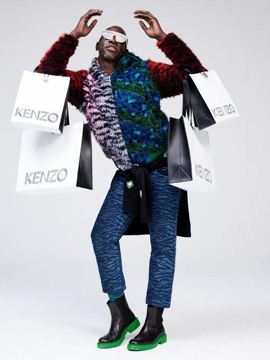 W końcu! Oto pełny lookbook zaskakującej kolekcji Kenzo x H&M