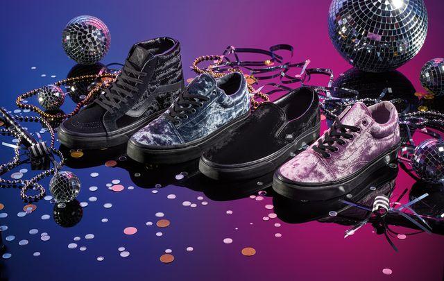 Idealne buty na karnawał? Niekoniecznie szpilki! Zobaczcie kolekcję od Vans!