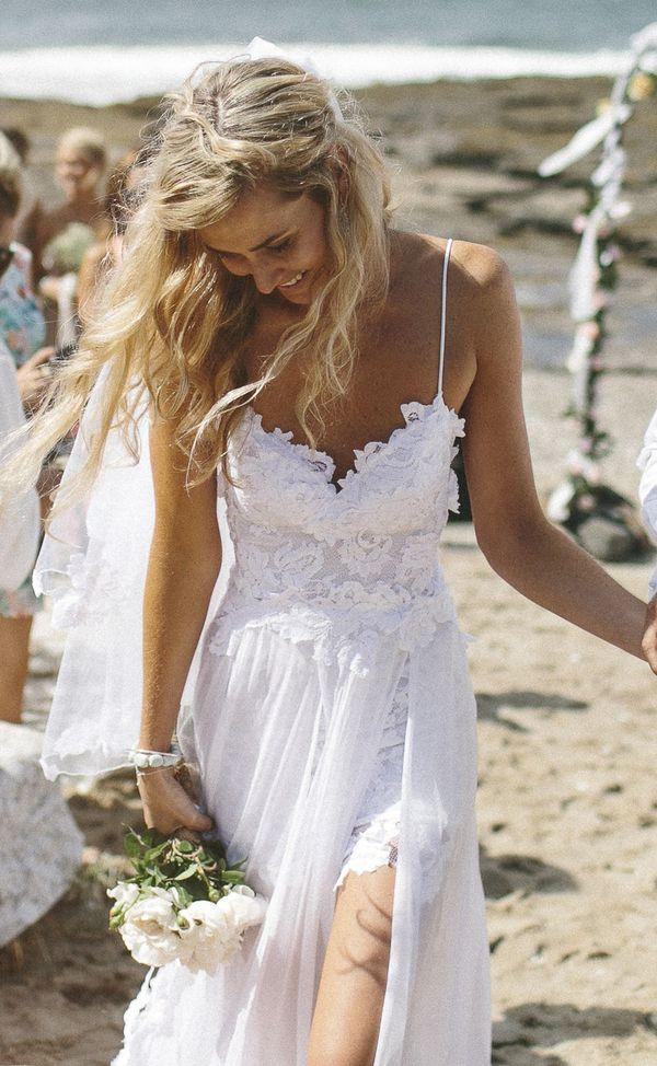Grace kocha koronki, czyli idealne suknie Grace Loves Lace