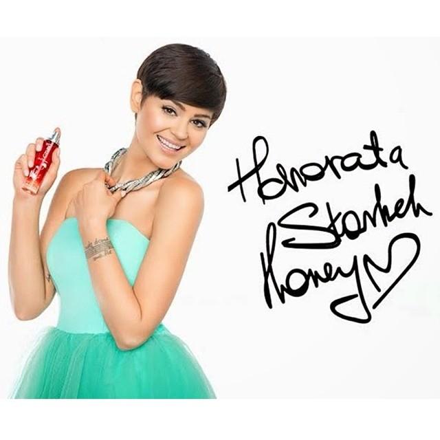 Honey została ambasadorką marki C-THRU (FOTO)