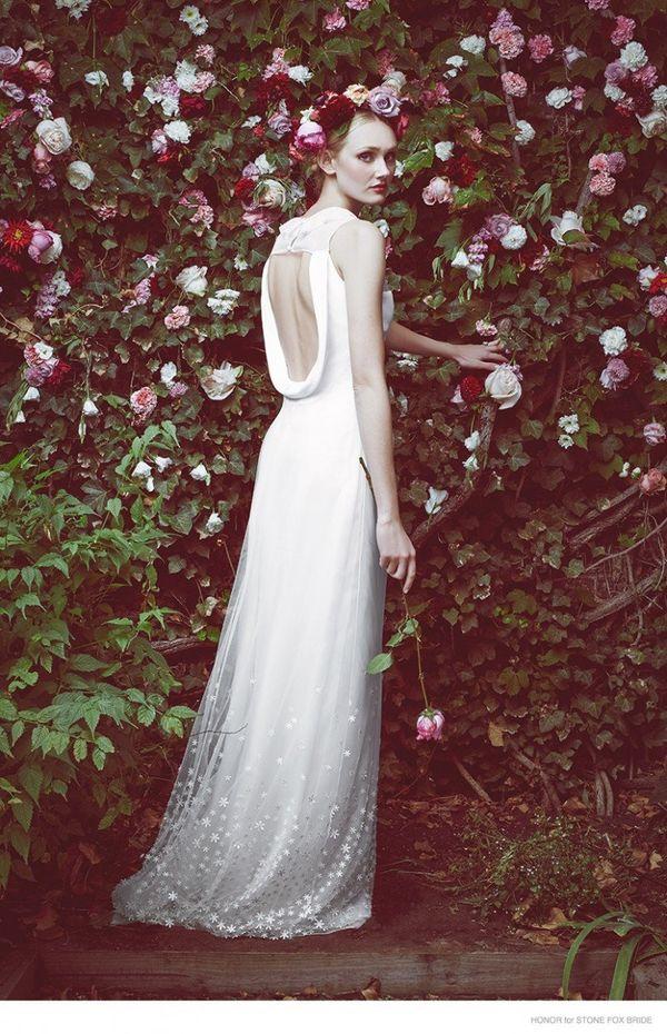 Ślubne inspiracje od Honor x Stone Fox Bride (FOTO)