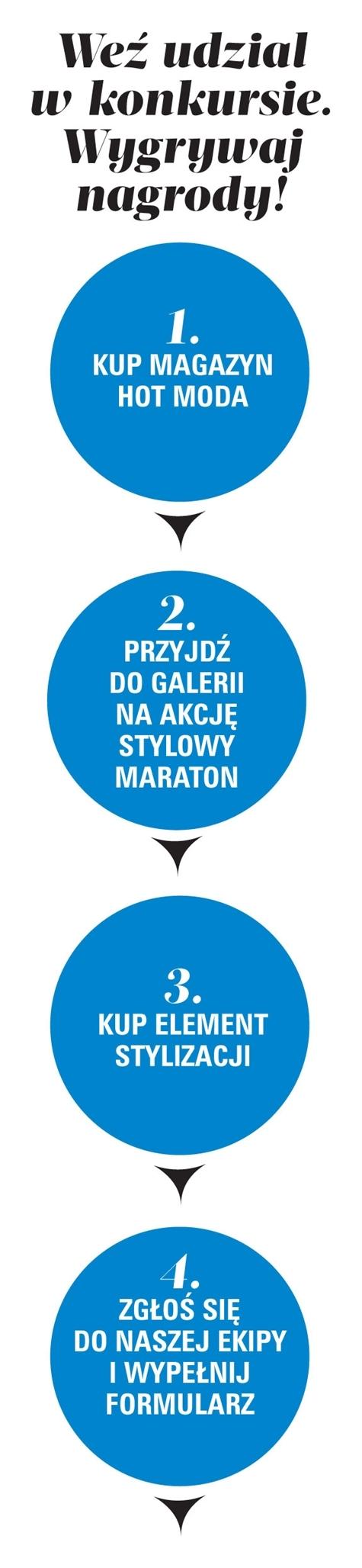 Stylowy Maraton HOT Moda w Arkadii - fotorelacja
