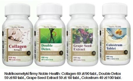 Holistyczne piękno dzięki Noble Health