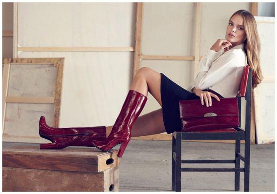 Zosia Nowak w kampanii marki Hotic! (FOTO)