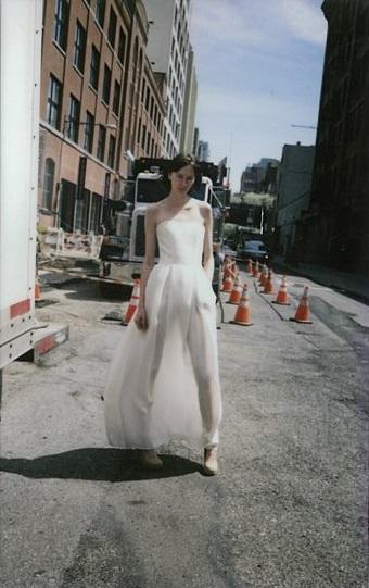 Suknie ślubne marki Houghton wiosna 2014