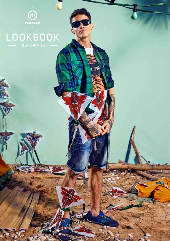 Nowy letni lookbook House - Summer of Festival (FOTO)