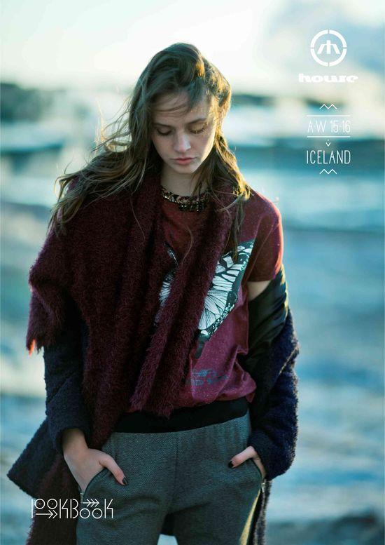 House Jesień/Zima 2015 - Nowe inspiracje w lookbooku On/Off