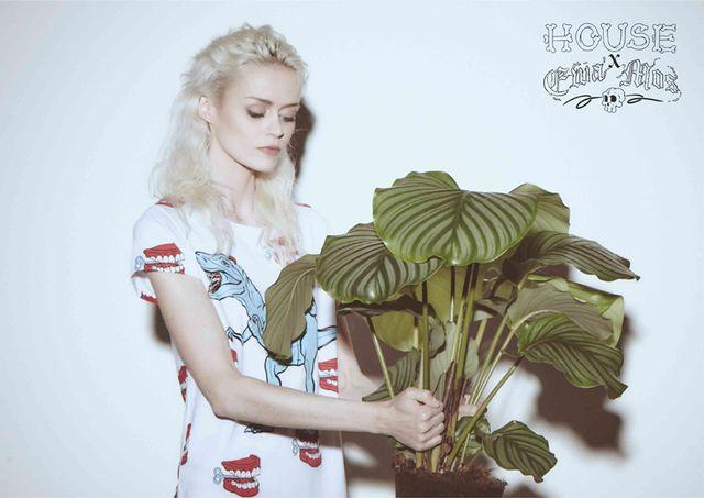 Ewa Mos x House -