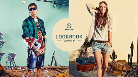 Nowy letni lookbook House - Summer of Festival (FOTO)