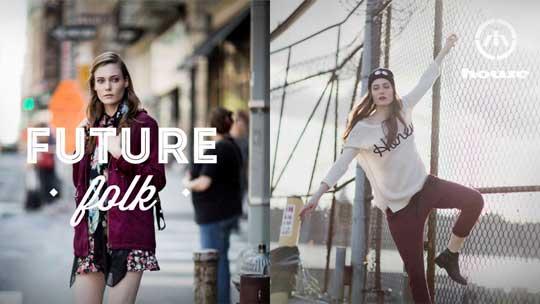 House Future Folk - Nowy sposób sieciówki na ludowe wzory