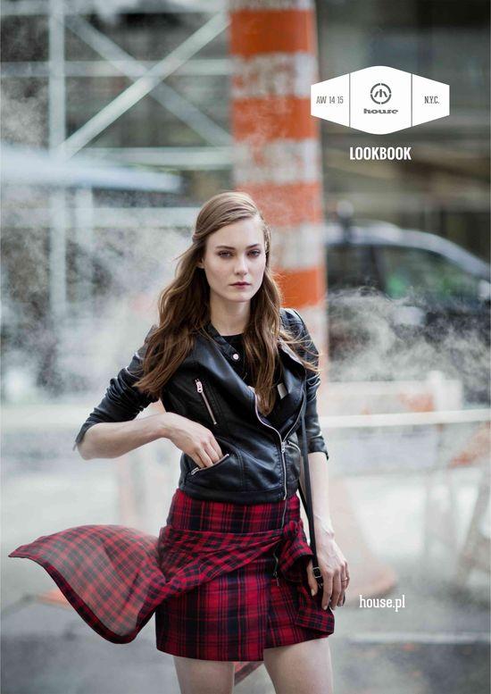 House na jesień - nowy lookbook sieciówki! (FOTO)