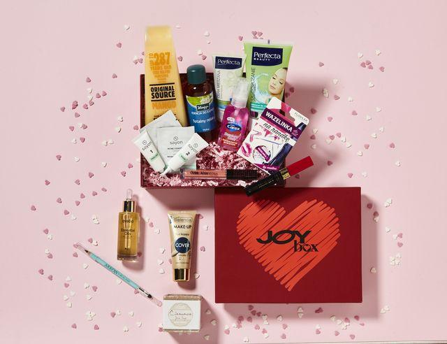 Fall in love with Joy Box, czyli nowe pudełko na walentynki