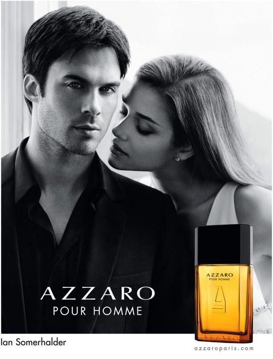 Superseksowny Ian Somerhalder w kampanii perfum (VIDEO)