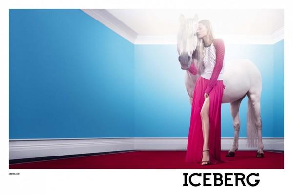 Wiosenna kampania wizerunkowa marki Iceberg