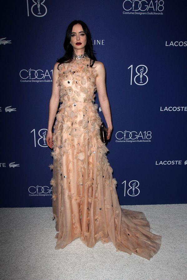 Która aktorka zachwyciła w pięknej sukni od Lela Rose?