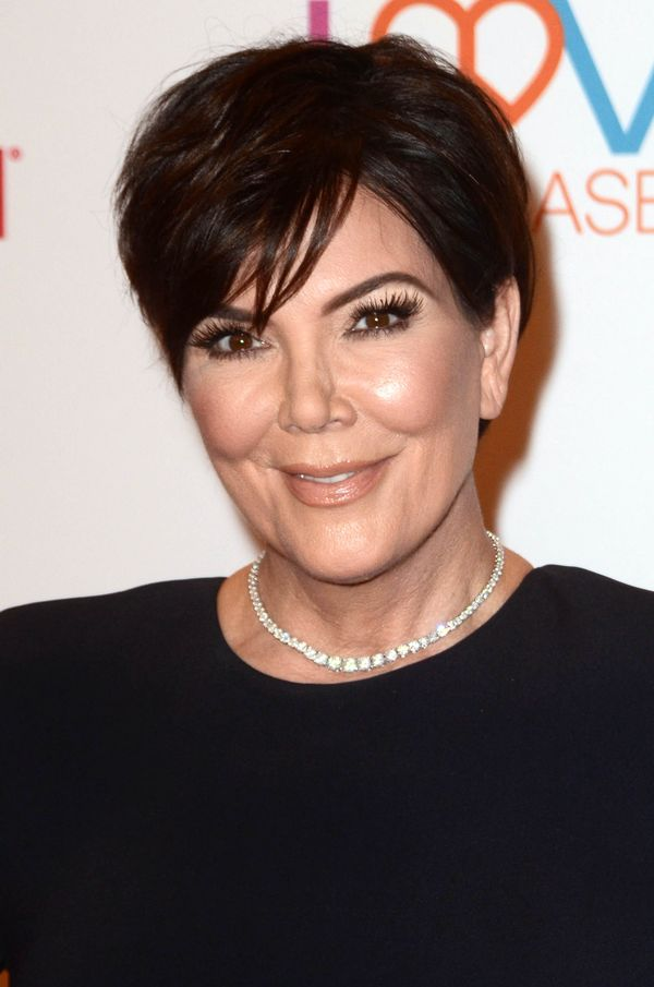6 ciąż i TAKIE ciało, czyli... Kris Jenner pozuje do zdjęcia w bikini! (FOTO)