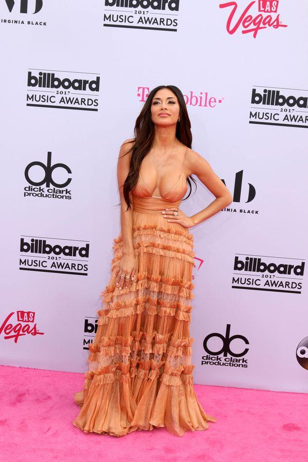 [Billboard Music Awards]: Wszyscy patrzyli tylko na dekolt Nicole Scherzinger!