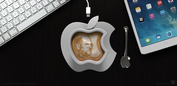 iCup, czyli filiżanka dla fanów gadżetów Apple