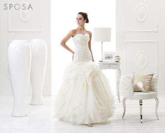 Suknie ślubne Sposa - Corallo Prestige - przegląd (FOTO)