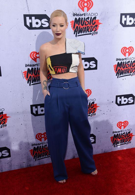 Iggy Azalea w jednej z ciekawszych stylizacji iHeart Music Awards 2016