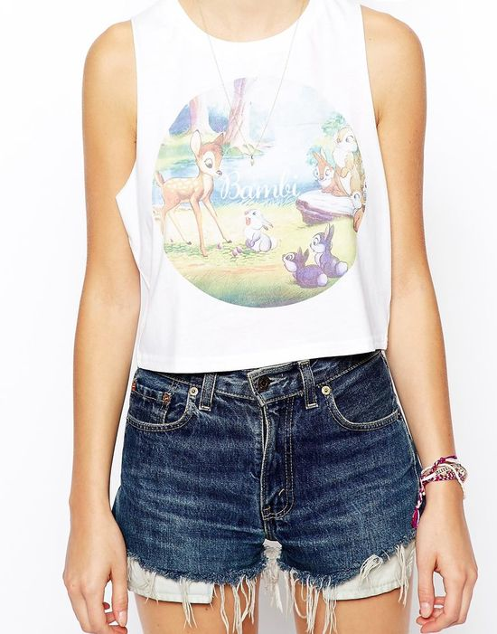 Podoba Ci się kultowa bluza Givenchy z Bambi? (FOTO)