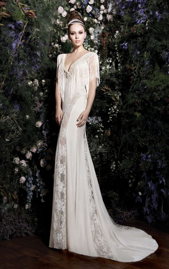 Suknie ślubne Galia Lahav - The Lourdes Collection (FOTO)
