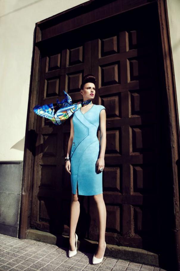 Caterina kampania na sezon wiosna-lato 2013