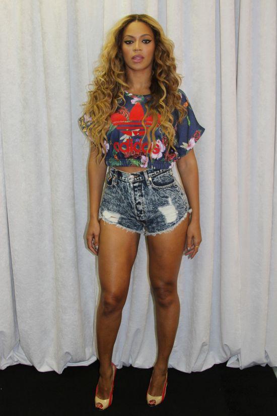 Beyonce w projekcie Rity Ory dla  Adidas Originals! (FOTO)
