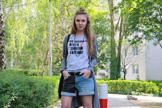 Wasze stylizacje: Valeriya